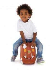 Grüffelo-Koffer für Kinder