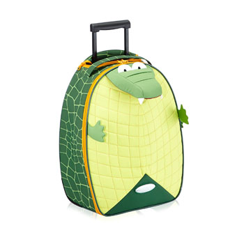 Samsonite Funny Face Croco Kinderkoffer