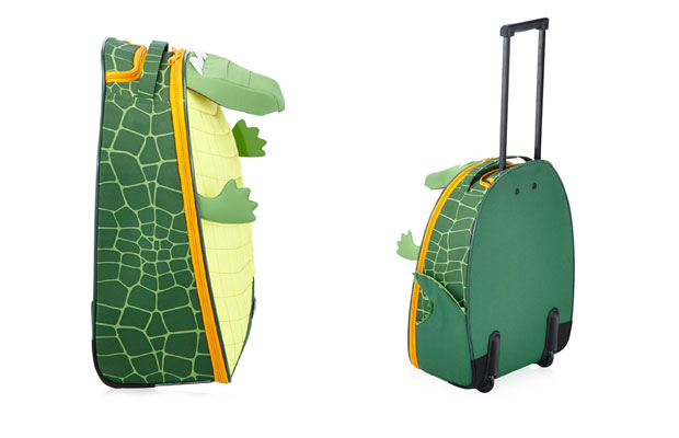 Samsonite Kindertrolley Croco Übersicht
