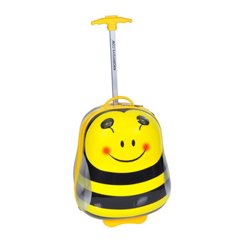 Knorrtoys Rolly Trolley Bee Kinderkoffer
