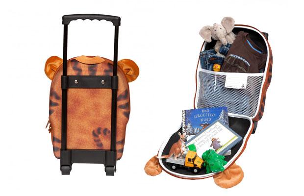 Kindertrolley Wildpack von Okiedog: Innenleben